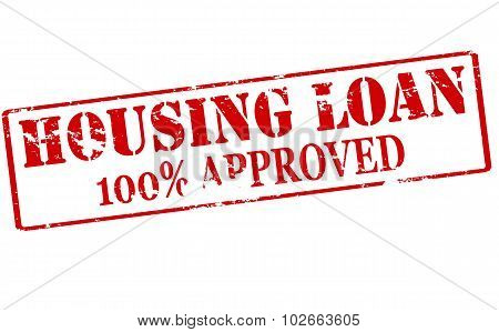 Housing Loan One Hundred Percent Approved
