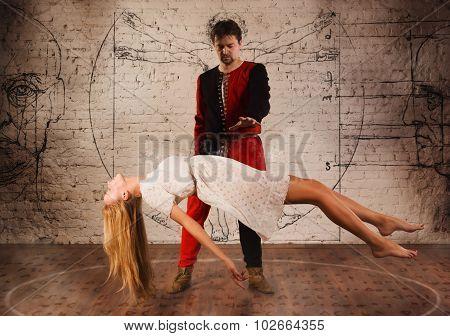 Medieval Illusionist