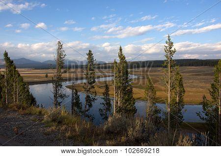 Yellowstone National Park, Utah, Usa