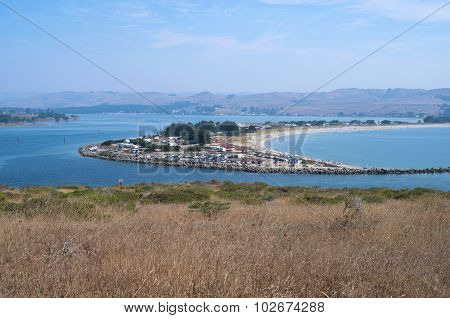 Bodega Bay Harbor And Doran Park