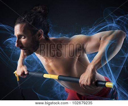 Determination in training
