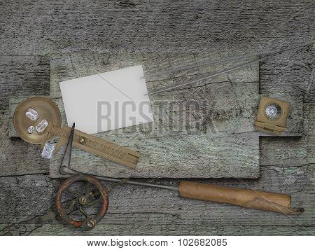 Vintage Jeweler Tools