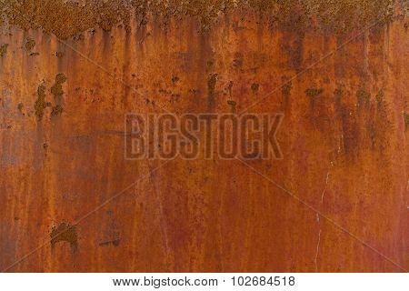 Rusty grunge metal