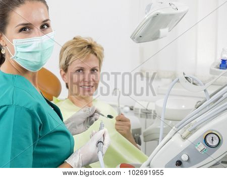 Dentist and health-care