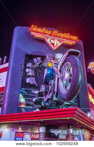 Harley Davidson Cafe