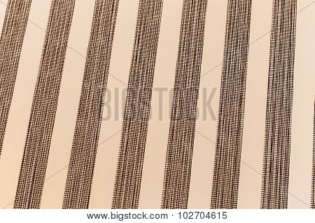 White Paper With Stripe