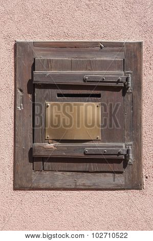 Rural Letterbox