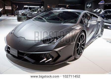 Mansory Torofeo - Lamborghini Huracán