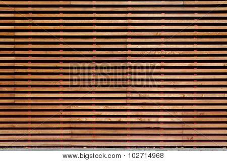 wooden splines