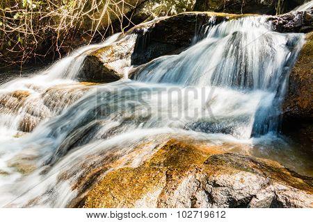 Huay Kaew Waterfall, Chiang mai , Thailand.