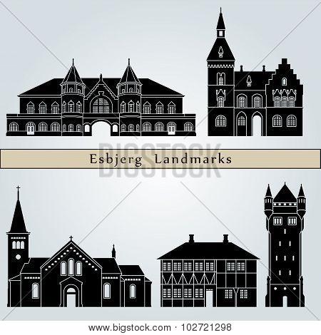 Esbjerg Landmarks