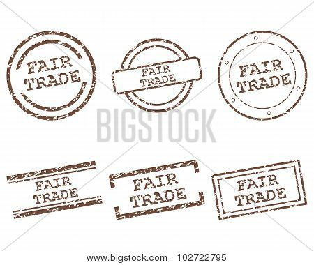 Fair Trade Stamps