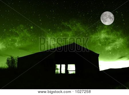 Supernatural Farmhouse