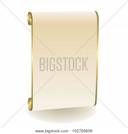 Parchment Customizable Vector Background