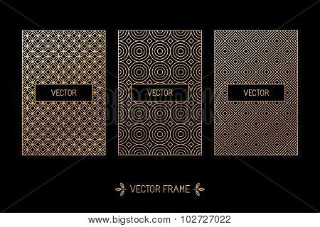 Vector Set Of Design Elements
