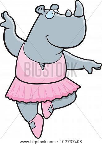 Rhino Ballerina