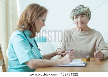 Visiting Trusted Doctor
