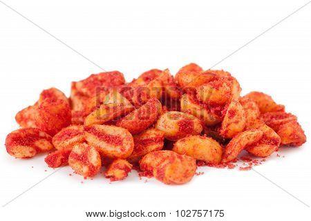 Spicey Peanuts