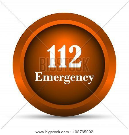 112 Emergency Icon