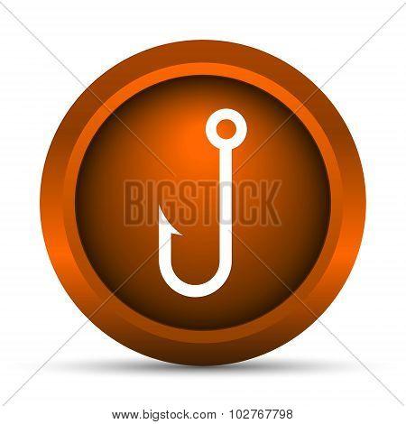 Fish Hook Icon