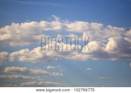Overcast Background