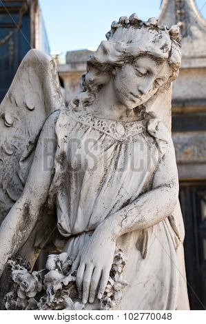 Engel, Cemetery Recoleta, Buenos Aires Argentine