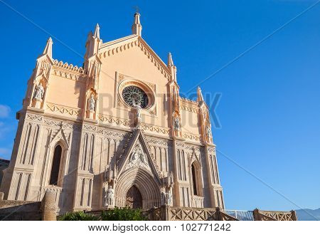 Saint Francesco Cathedral Of Gaeta, Italy