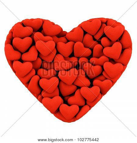 shape of Hearts