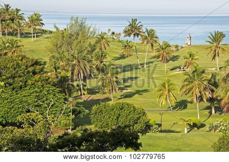 Xanadu Golf Course In Cuba