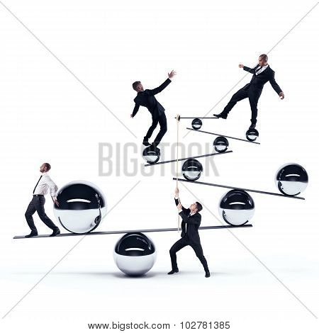Balance system