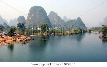 Chinese River