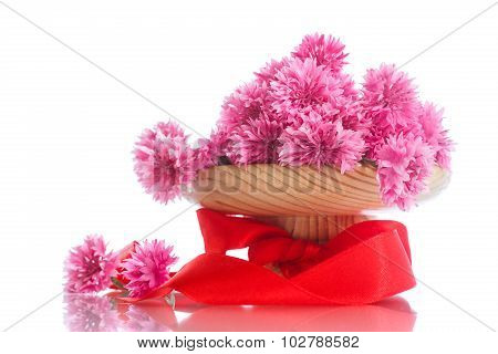 Bright Bouquet Of Carnations