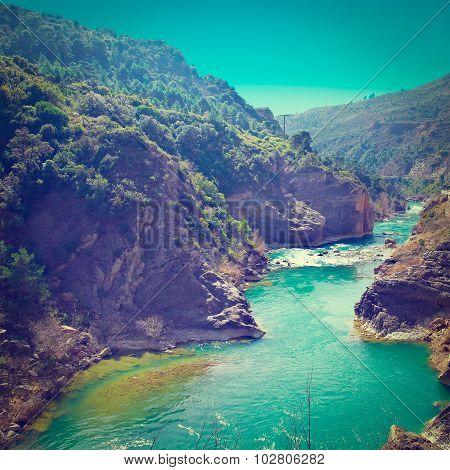 River Aragon