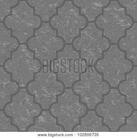 Paving stone texture