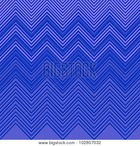 Geometric Vibrating Wave Pattern