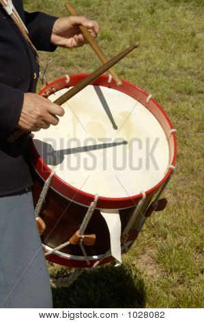 Civil War Drummer 2
