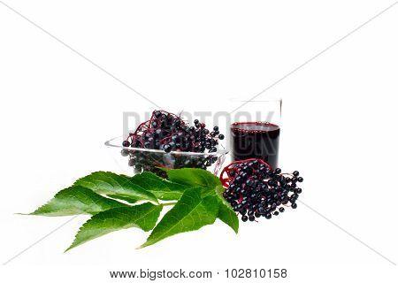 Fruit Juice Elderberry