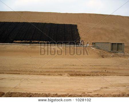 Areia de mina