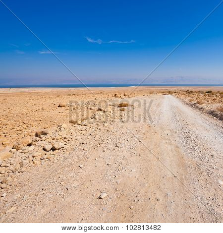 Road To Dead Sea