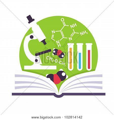 Organic Chemistry Emblem