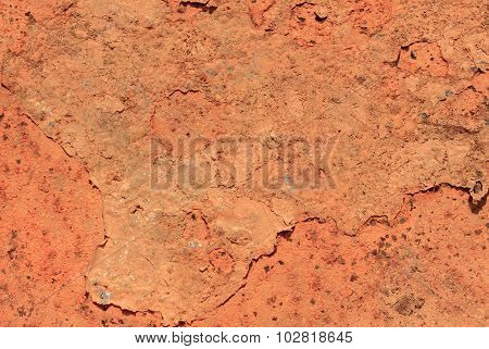 Texture Corrosion Steel.