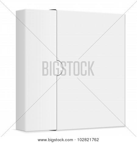 Blank Paper Box