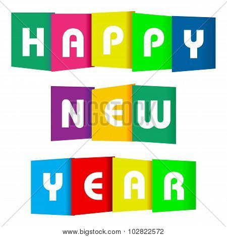 Happy New Year Paper Text