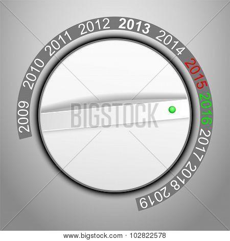Knob Button 2016