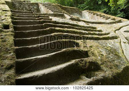 Etruscan Pyramid