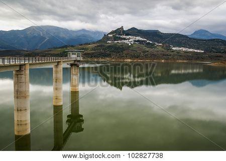 Zahara De La Sierra, Andalusia, Spain