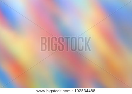 Defocused Pastel Bokeh Background  - Blurred Backdrop For Abstrct Compositions - Colors Neutral Blur