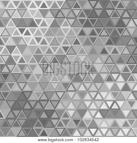 triangles gray