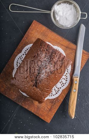 Polish Spiced Honey Cake For Christmas