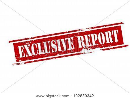 Exclusive Report